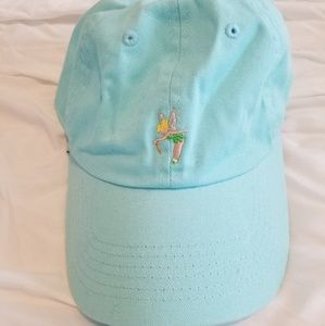Accessories - Tinker Bell dad hat